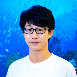 Patrick Yeung (Project Manager of Oceans Conservation, WWF Hong Kong)