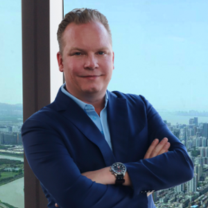 Rob van Eck (Managing Director, Smart Brand International)